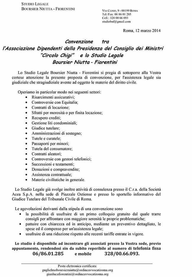 Studio Legale Boursier-Niutta-Fiorentini