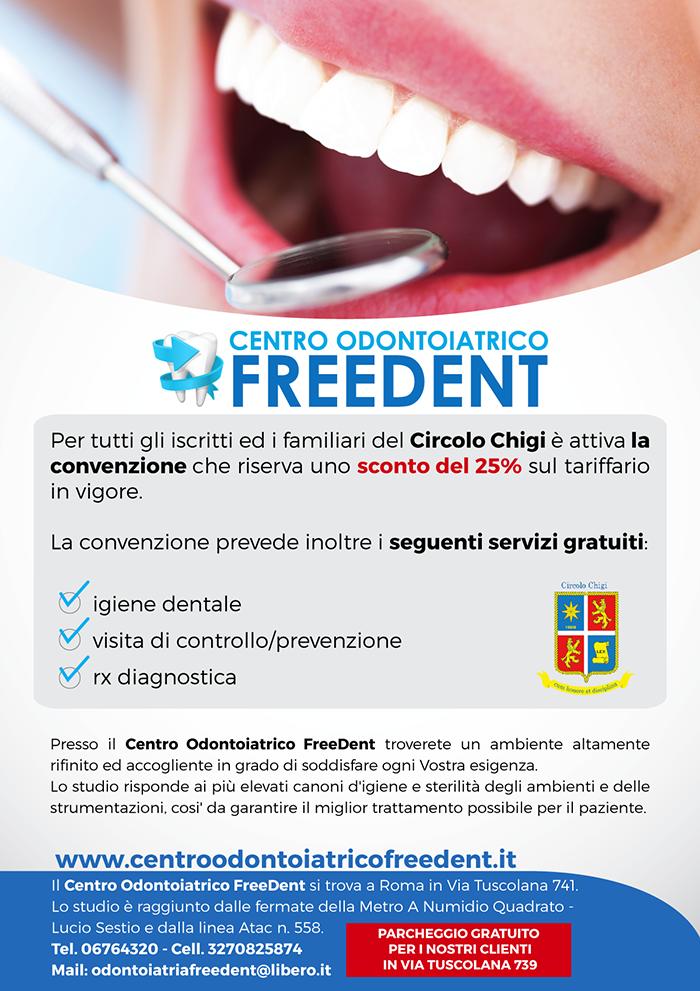 Centro Odontoiatrico Freedent