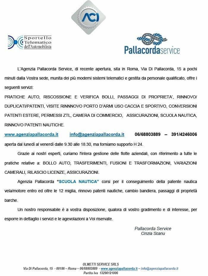 Agenzia Pallacorda